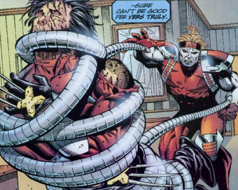 Sex advice from Omega Red: How do I pick up babes at Comic Con?