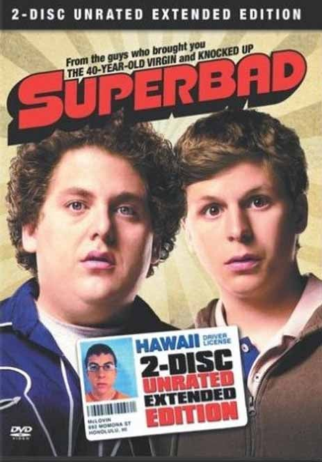 Superbad DVD Pulled from Wal-Mart