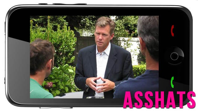 Chris Hansen Reportedly Joins The High-Profile Sexting Canon