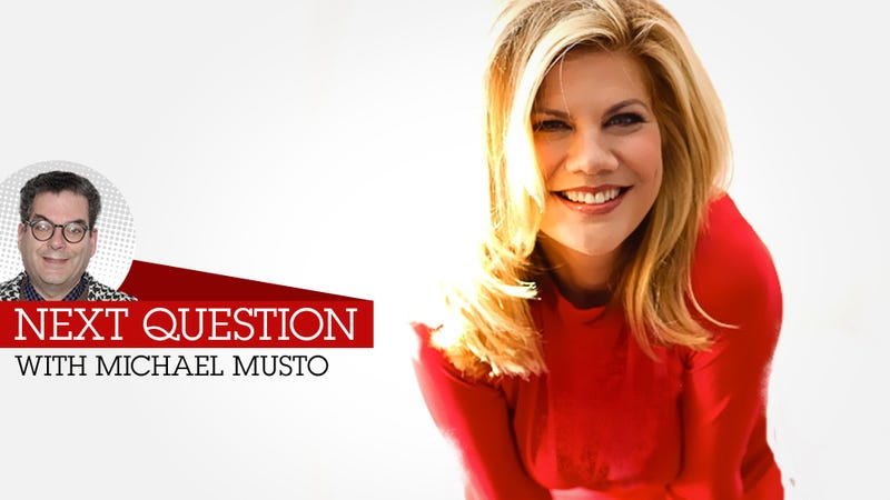Kristen Johnston Doesn't Snort Baby Powder Anymore