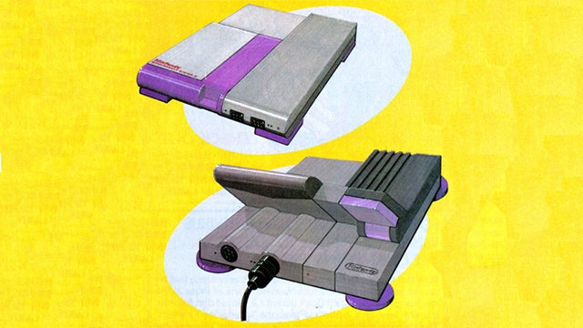 Thank Your God The SNES Didn't Actually Look This Hideous