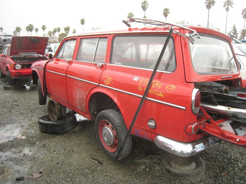 1966 Volvo Amazon Wagon