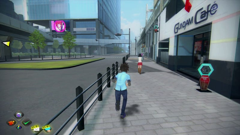 Vampire Stripping, Otaku, and Bland Combat Abound in Akiba's Trip 2