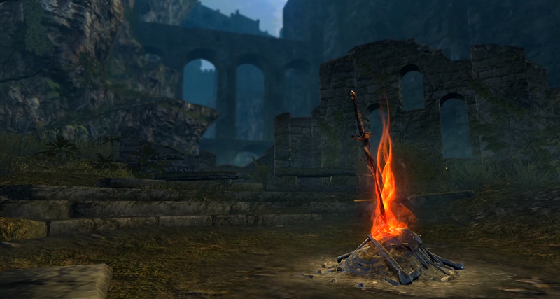 You'll Never Get Your First Dark Souls Experience Back