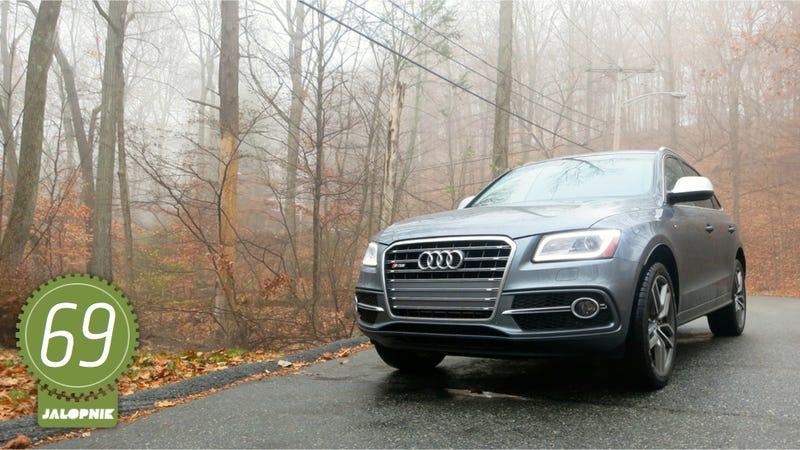 2014 Audi SQ5: The Jalopnik Review