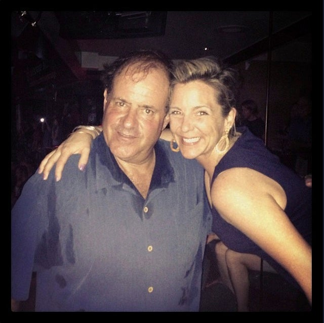 Summer Has Officially Arrived: Here's Chris Berman Sweating Like A Pig