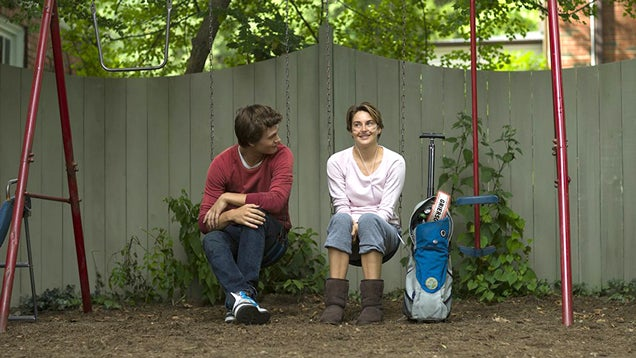 Emotional Assault: The Fault In Our Stars, Reviewed.