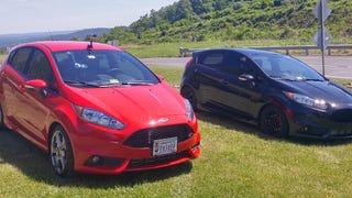 Stock Fiesta ST vs Fully Modified Fiesta ST, Street Comparison Video