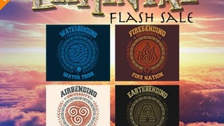 Show Your Allegiance To The Fire Nation!
