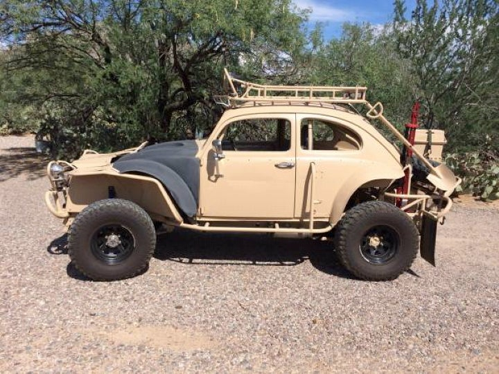 Is This Land Cruiser/VW Mashup Worth Assembling $10,000?