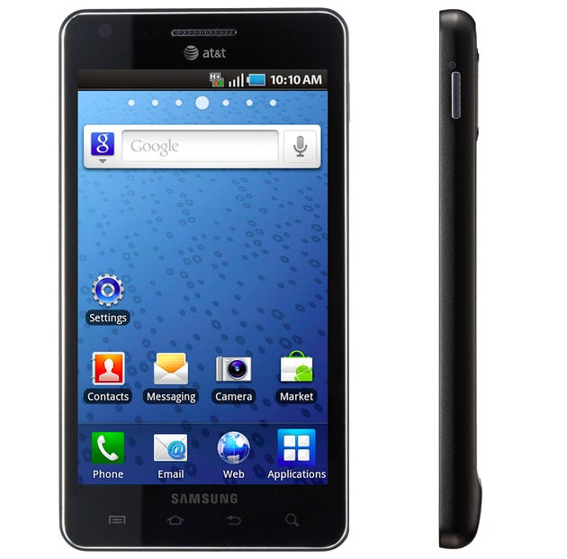 Samsung's Infuse 4G: A Spectacular Google Android Phone