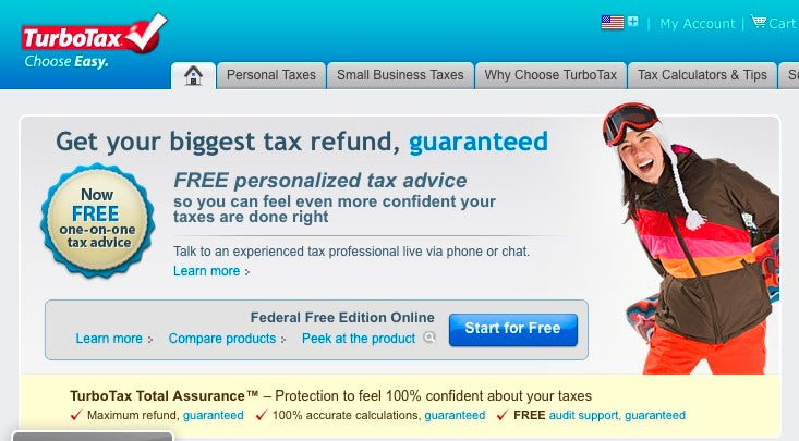Five Best Tax Preparation Tools