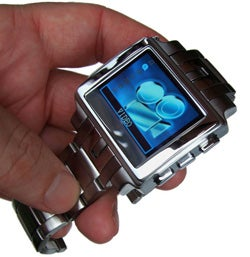 Epoq Classes Up MP4 Watches With Stainless Steel