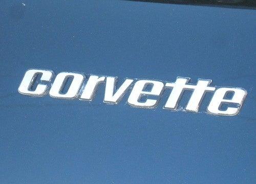 1979 Chevrolet Corvette Down On The Alameda Street