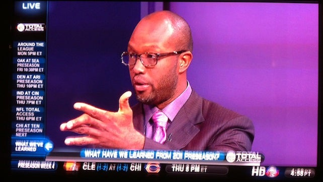 Gaah! Torry Holt's Finger Will Haunt Your Dreams