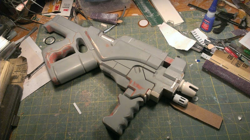 Fight for Humanity with this Awesome Mass Effect Gun Replica
