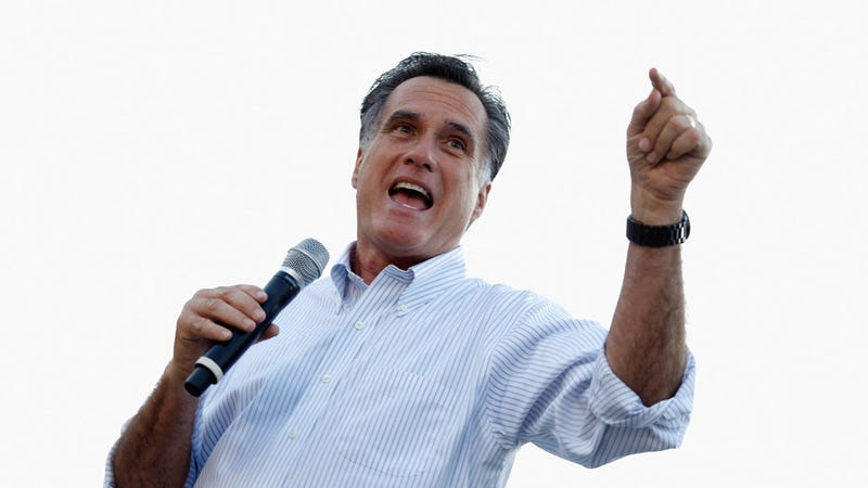 Mitt Romney Delivers Useless Blow to Rick Santorum in Illinois