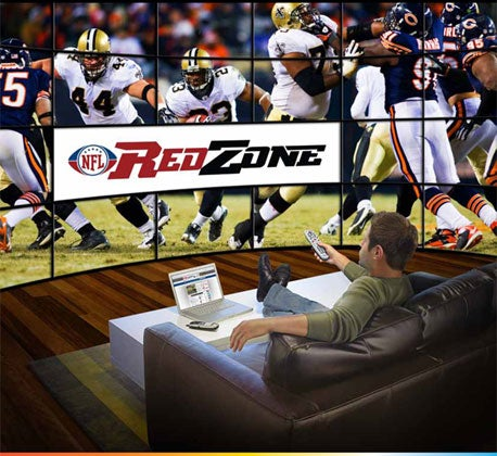 NFL RedZone To Distract Spectators From Their Own Boring Games