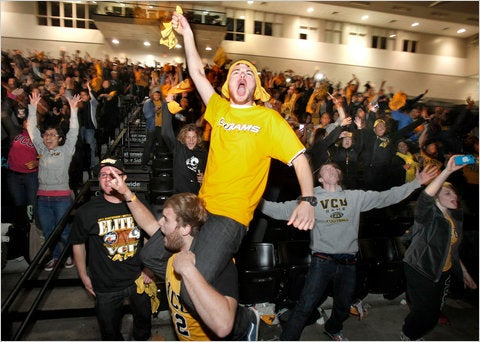 Yes, Someone Bet $10 On VCU To Win It All