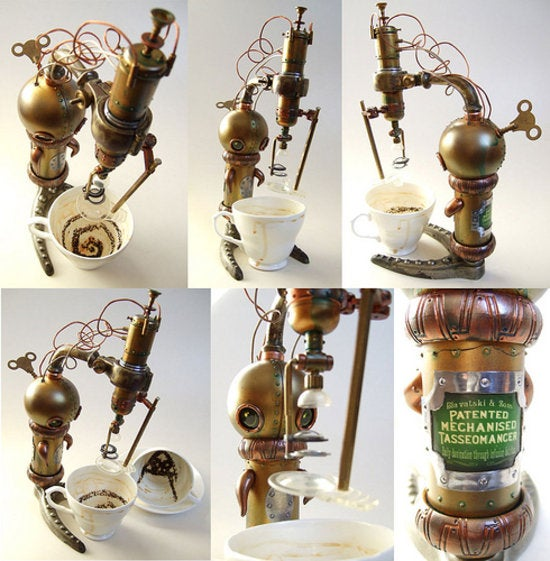 Victorian Ghostbusting Equipment Good For All Your 19th Century Spirit Punishing Needs