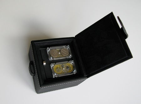 Joyrider, Possibly the Most Expensive LED Spoke Lights in the World