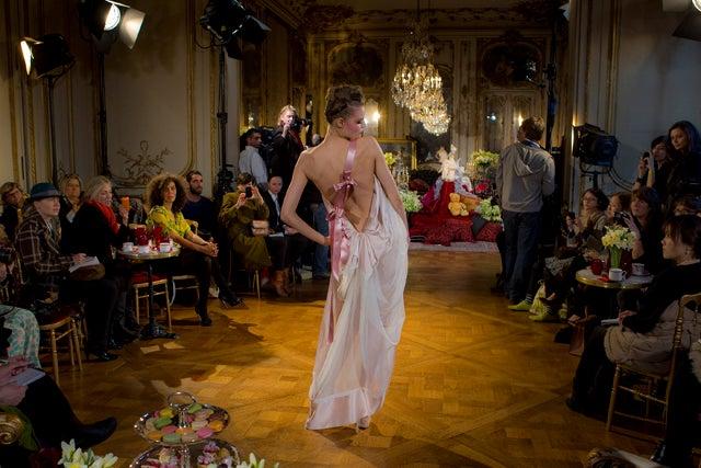 John Galliano's Sad Paris Show