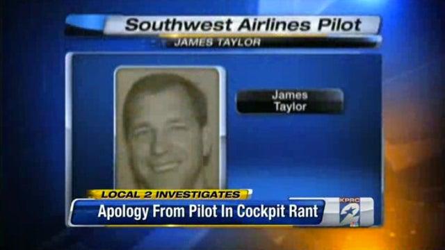 Southwest Pilot Apologizes For Suggesting Flight Attendants Aren't Do-Able