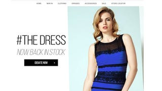 What Your Response to <i>The Dress</i> Says About You