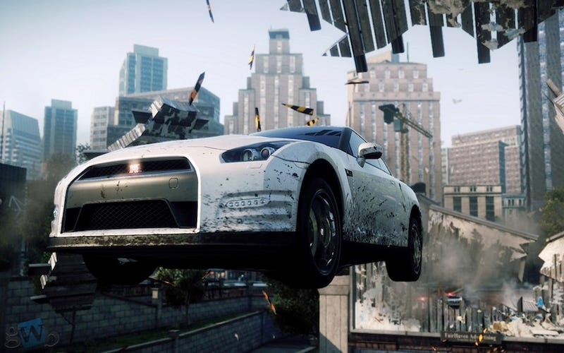 Need For Speed: Most Wanted: The Kotaku Review