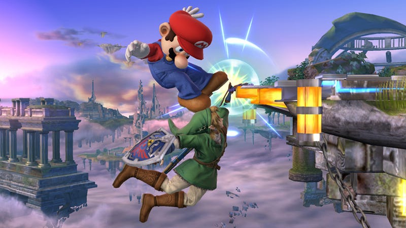 New Gameplay Changes Will Make Super Smash Bros Wii U A Lot Harder