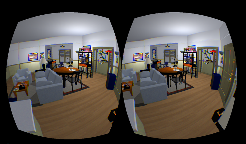 Seinfeld… in the Oculus Rift