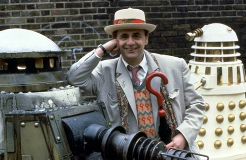 The Seventh Doctor has been cast as Gandalf's wizard pal in The Hobbit