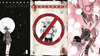 <em>Descender </em>Is A Comic You Should Read if You Like <i>Mass Effect</i>