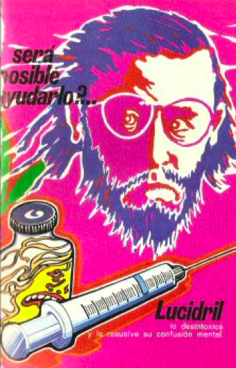 1972 book claimed that being a hippie is a mental illness, can be inherited genetically