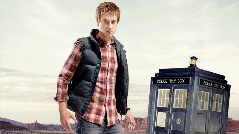 Doctor Who series 6 promo images
