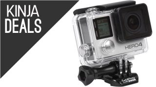 Save $100 On The Top Of The Line GoPro HERO4 Black