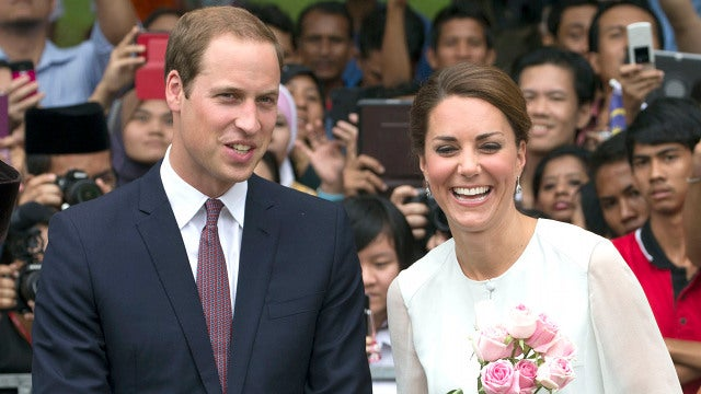 Duke and Duchess Enjoy Their Southeast Asia Tour, Even Though We've All Seen Kate's Boobs