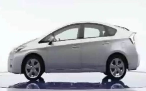2010 Toyota Prius Is Worst Managed Teaser Campaign Ever, New Unofficial Pics Emerge