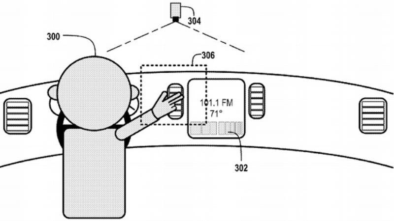 Google Wants To Patent Driving Gesture Controls That Aren't Vulgar