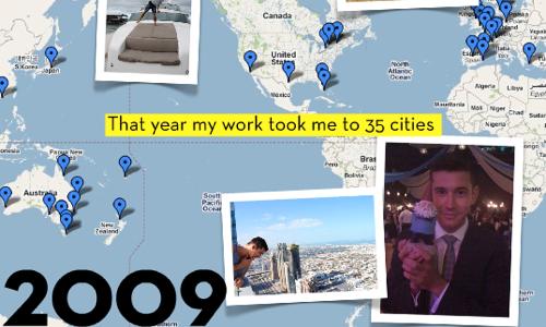 Create a Visual Slideshow Resume to Avoid the Slush Pile