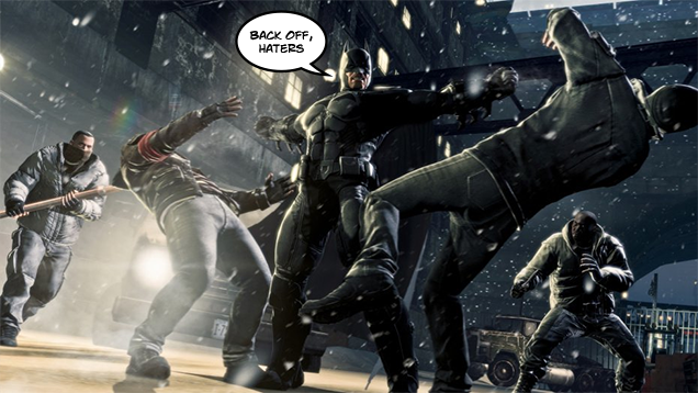 Actually, Batman: Arkham Origins Was Awesome