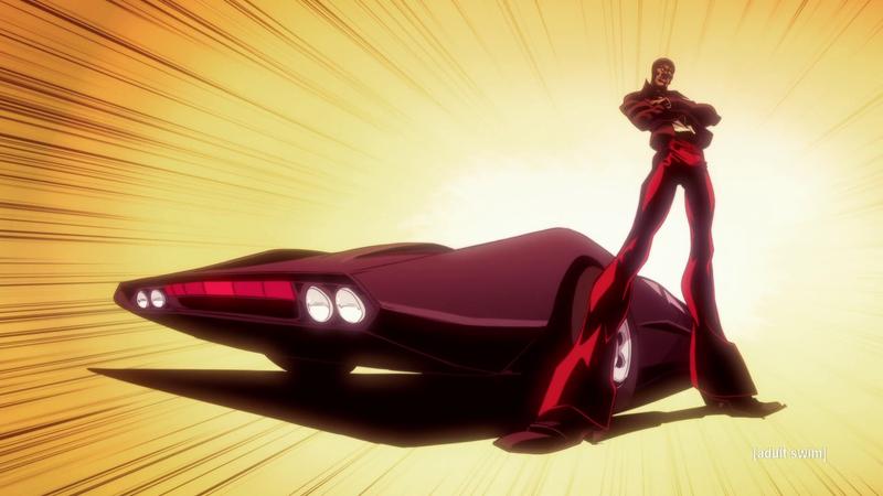 black dynamite animated series renewed for second season
