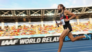 2014 Sports Beard Of The Year:  It's About Putting In The Work