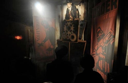 Steampunk Haunted House Brings the Clockwork Horror