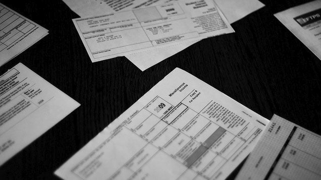 What to Do If You're Missing a 1099 Tax Form