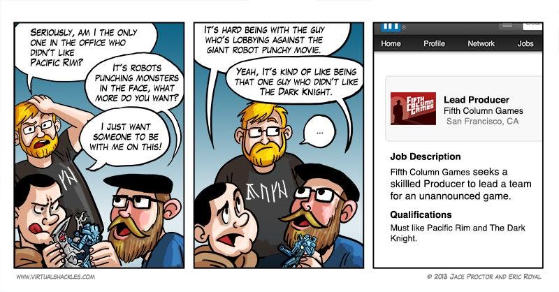 Sunday Comics: Barter Economy