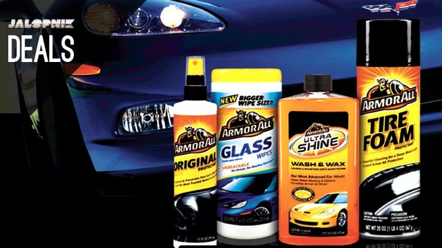 Deals: Complete Car Care Kit, Magnetic Light, Gift Cards For All