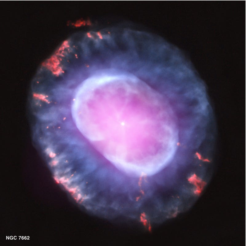 NASA releases four jaw-dropping images of planetary nebulae