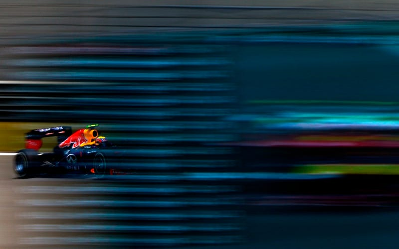 Through The Lens: The 2013 Chinese Grand Prix