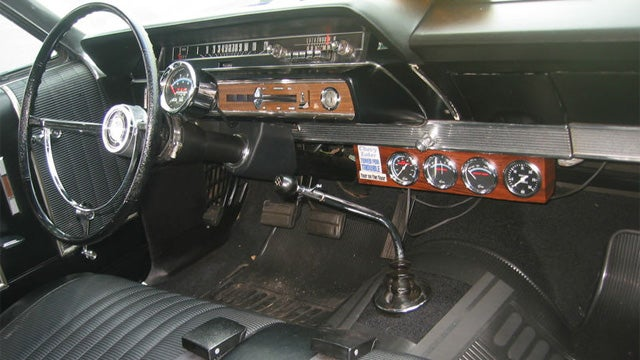 1966 Galaxie 500 R code is one rare full size Ford